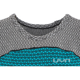 UYN Running Alpha OW Tri Top Singlet Dames, surf/paloma